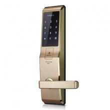Khóa cửa vân tay Samsung SHS-H705 (màu vàng)