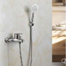 Bộ sen tắm nóng lạnh inox Zento SUS6061