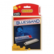 Kèn harmonica diatonic Blues Band M55901