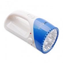 Đèn pin LED sạc FM Radio Nanolight LT-006 900mAh (Xanh da trời)