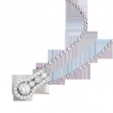 Mặt dây chuyền bạc đính đá PNJSilver Wanderlust XMXMK000252