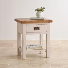 Tủ đầu giường Sintra 1 ngăn gỗ sồi- Cozino