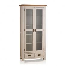 Tủ trưng bày Sintra gỗ sồi 1m- Cozino