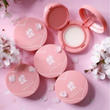 Phấn nước Amok luxury Lovefit Cushion 22 Pink Beige