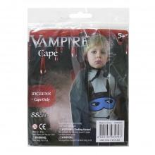 Áo choàng ma cà rồng cho trẻ em 80cm Halloween Uncle Bills UH00690