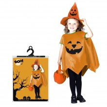 Trang phục bí ngô cho trẻ em Halloween Uncle Bills UH00618