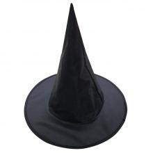 Mũ nilon màu đen 32cm Halloween Uncle Bills UH00600