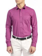 Áo nam màu hồng chấm ARISTINO ALSW17-MO33