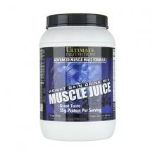 Sữa tăng cân Muscle Juice 2.25kg vani