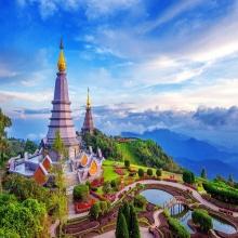 Tour Thái Lan: HCM - Chiang Mai - Chiang Rai 4 ngày - Lữ hành Việt