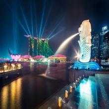 Tour Singapore: Hà Nội - Singapore 4 ngày - Lữ Hành Việt