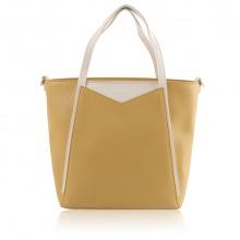 Túi xách thời trang Verchini màu vàng 010485