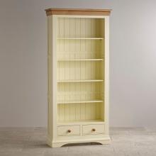 Tủ kệ sách cao Canary gỗ sồi - Cozino
