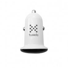 Sạc oto Tuxedo TX-C2, 2 cổng USB 5V/3.1A