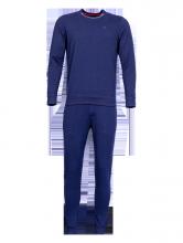 Bộ đồ dài tay ALH17-01 Navy đậm