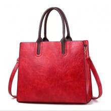 Túi xách tay nữ dáng túi đứng ( Đỏ)