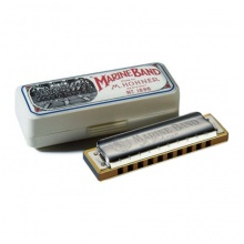 Kèn harmonica diatonic Marine Band 1896 (Key D)