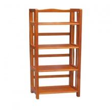 Kệ sách gỗ 4 tầng 40cm (Vàng)