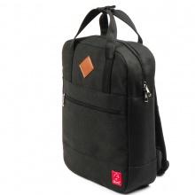 Balo canvas thời trang Glado GDP001 - Daypack Black  (màu đen)