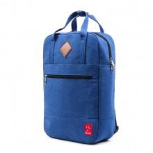 Balo canvas thời trang Glado GDP001 - Daypack Blue  (màu xanh)