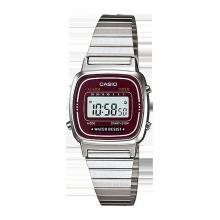 Đồng hồ Casio nữ dây thép LA670WA-4DF