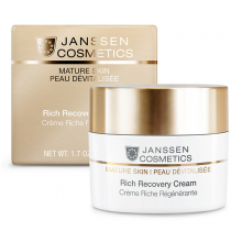 Kem tăng cường độ ẩm cho da lão hoá  - Janssen Cosmetics Rich Recovery Cream 50ml