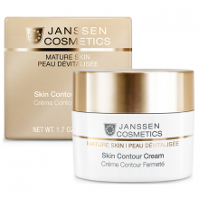 Kem dưỡng  tái tạo & Săn Chắc Da - Janssen Cosmetics Skin Contour Cream 50ml