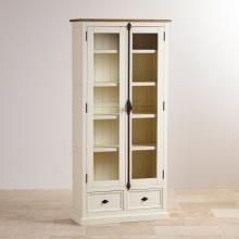 Tủ trưng bày Chillon gỗ sồi 1m - Cozino