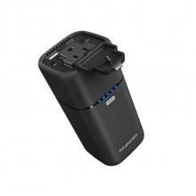 Pin sạc dự phòng cho laptop RAVPower-PB054- 20100mAh tích hợp ổ cắm điện AC