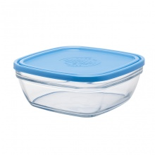 Hộp thực phẩm thủy tinh chịu lực Duralex Freshbox 2000ml