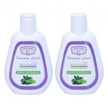 Combo 2 dung dịch vệ sinh phụ nữ PinkG hương Lavender