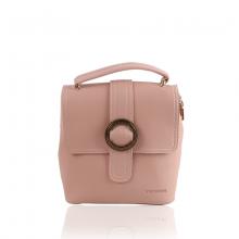 Balo thời trang Verchini màu hồng 007721