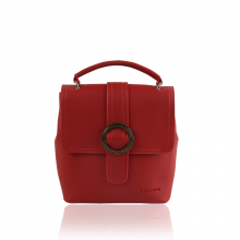 Balo thời trang Verchini màu đỏ 007725