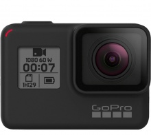 Gopro - HERO7 Black (CHDHX-701-RW)