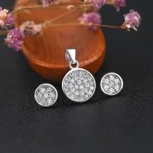 Bộ trang sức bạc Leto Like