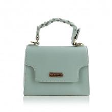 Túi xách thời trang Verchini màu xanh ngọc 007599