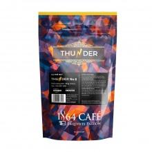 Cà phê pha phin hạng 1 sàng 18/64 in (tcvn 4193:2014) thunder no.6 (bột) khối lượng tịnh 454g
