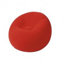 Ghế hơi hình quả đào 75052.1 - màu đỏ.