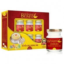 Yến sào Bionest Gold cao cấp - hộp quà tặng 6 lọ