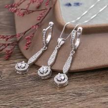 Bộ trang sức bạc Calliope Like