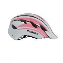 Nón bảo hiểm thể thao trẻ em Fornix A03NM28S-Trắng hồng
