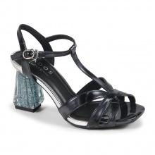 Sandal dây chữ X (S07019 -  Xám)