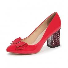 Giày cao gót tổ ong (H07013 - Đỏ)