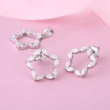 Bộ trang sức bạc Grace Star