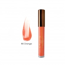Son bóng Orlane có dưỡng môi 2 trong 1 số 5 Orlane Shinning Lip Gloss 5 Bronze 3ml