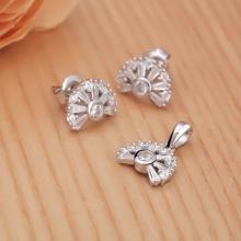 Bộ trang sức bạc Ivern Love