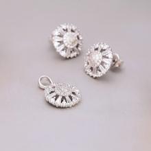 Bộ trang sức bạc Anivia Love