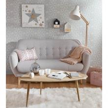 Bàn sofa lớn Trocadero gỗ tự nhiên- Cozino