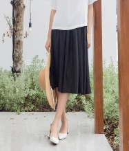 Chân váy voan đen - VN180014