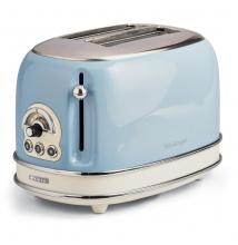 Nướng bánh mỳ 2 khay (Màu xanh da trời) Ariete  MOD. 0155/05